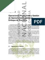 Modelado de operaciones 2