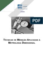 Apostila Técnicas de Medição Dimensional - Documentos Google