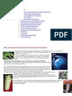 2012 Ascensión, Renacimiento & el Cambio Dimensional