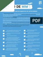 Checklist Comportamentos de Autocuidado