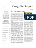 The Coughlin Report-March 2
