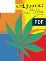 TEENS Marijuana Brochure