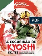 A Escuridão de Kyoshi