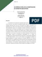 1. Trabajo de investigación educativa e interculturalidad (1)