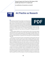 Chapter4 SULLIVAN,Graeme Art as Practice Research