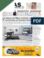 Mijas Semanal nº 936 Del 26 al 30 de marzo de 2021