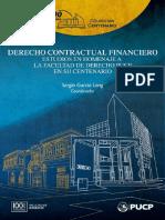 Derecho Contractual Financiero Estudios