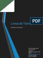 Linea de Tiempo Petroleo Jose Luis