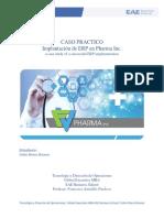 Implantación de ERP en Pharma Inc- tecnologia y direccion de operaciones- GEMBA