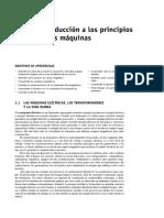 INTRODUCCION A LOS PRINCIPIOS DE MAQUINAS