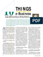 10_Things About Ebusiness