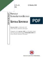 EDPSAKNo.34 Kontrak Konstruksi