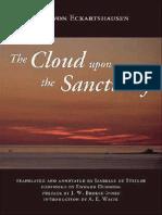 Karl Von Eckartshausen - The Cloud Upon the Sanctuary