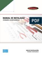 Manual Unidade Condensadora