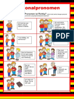 Tugas Bahasa Jerman Personal Pronomen - Adriel Fardan Dhaksa