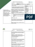 Planificación Orientación Quinto y Sexto