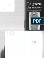 Serge Gruzinski La Guerre Des Images de Christophe Colomb a Blade Runner 1492 a 2019 1