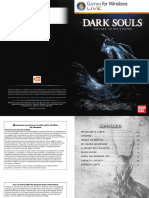 DarkSouls PC Manual Online IT