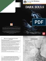 DarkSouls PC Manual Online IT
