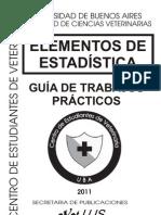 Elementos de Estadística Guia 2011