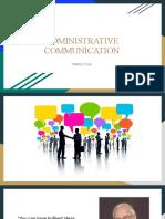 PA 209 _ Communication