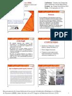 Construcción compuesta Retos tendencias y nuevas aplicaciones Ing Tiziano Perea
