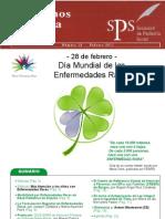 Cuadernos de Pediatría Social - Especial Día Mundial de las Enfermedades Raras (feb/2011)
