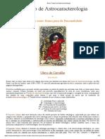 Breve Tratado de Astrocaracterologia - Olavo de Carvalho