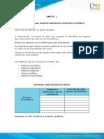 Anexo 1- Unidad 2 - Tarea 3 - Sistemas Cardiorrespiratorio, Endocrino y Linfático