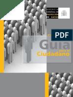 GUIA CIUDADANO Ley protección de datos