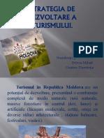 Planul de dezvoltare a turismuluigata