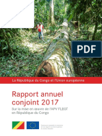 Congo - Rapport Annuel Conjoint 2017