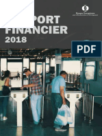Ebrd Financial Report 2018 French
