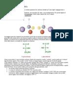 III - Stereoisomeria Ottica