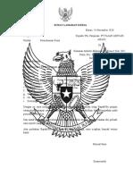 Surat Lamaran Kerja & Daftar Riwayat Hidup (1) (2)