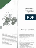 Los Mitos Griegos. Contados Para VosII-PDF