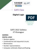 GATE Digital Logic