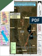 Mapa Nº 02 Delimitación del polígono del área de la actividad minera