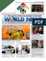 IMCOM World News 4 March 2011
