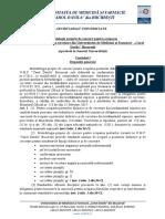 Metodologie Concurs Sem I 2019 2020 Varianta Finala 30.10.2019