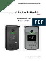 Manual do Usuário - FACIAL ARF2001_Rev0