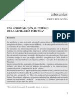 arpillera peruana