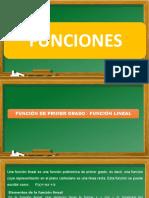 CLASE 2 FUNCIONES