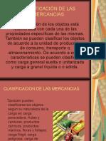 2. CLASIFICACIÓN DE LAS MERCANCIAS DIAPOSITIVAS (1)