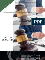 Trámite Legal del procedimiento de los contencioso administrativo