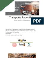 Transporte e Logistica -