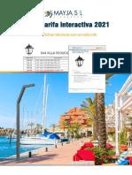202103 Mayja Tarifa Interactiva 2021