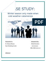 case study- cold storage