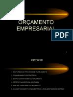 ORCAMENTO EMPRESARIAL