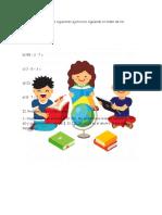 Cuadernillo Matematicas 5 Basico
